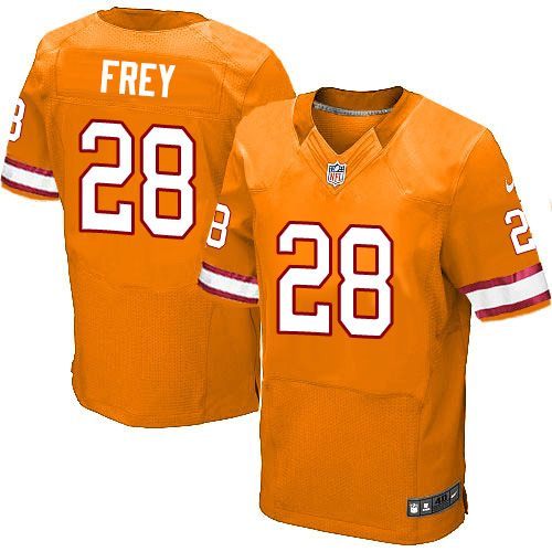 Isaiah Frey Men's Elite Orange Jersey: Nike NFL Tampa Ba  supplier
