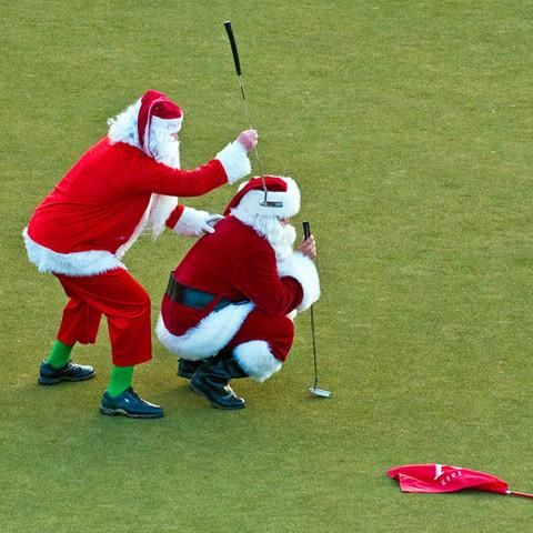 Great golf gifts for christmas
