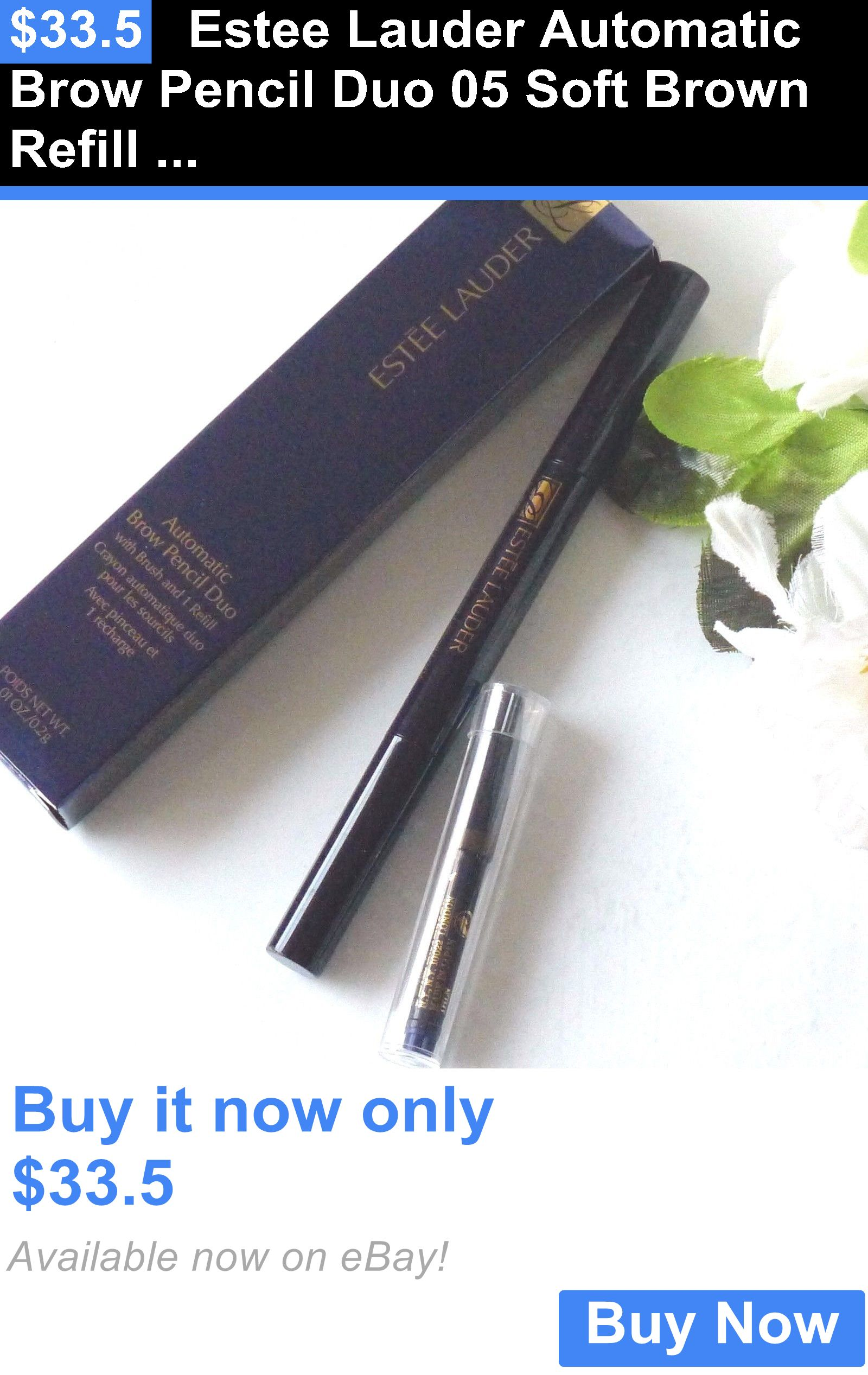 Eyebrow Liner and Definition: Estee Lauder Automatic Brow Pencil ...