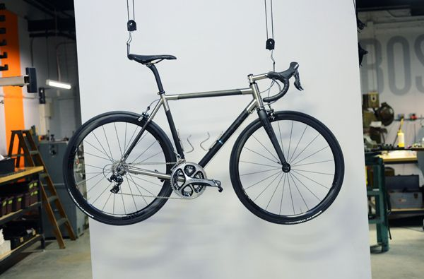 Firefly Carbon-Titanium by Lovely Bicycle!, via Flickr