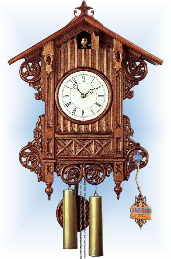 Pin On Cuckoo Clocks Vintage Reproductions