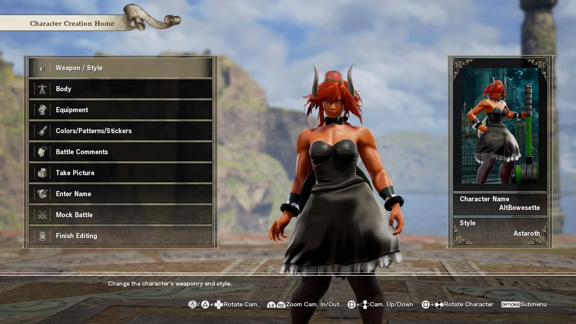 The best Soulcalibur VI custom characters gallery | Xbox One Games