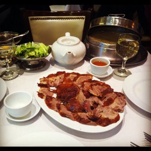 Peking Duck House In Chinatown Nyc Yummmyyy So Decadent Food Fantasy