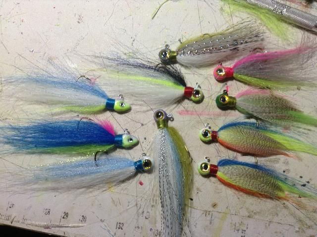 Float n fly jigs float and fly jigs pinterest for Crappie fishing jig