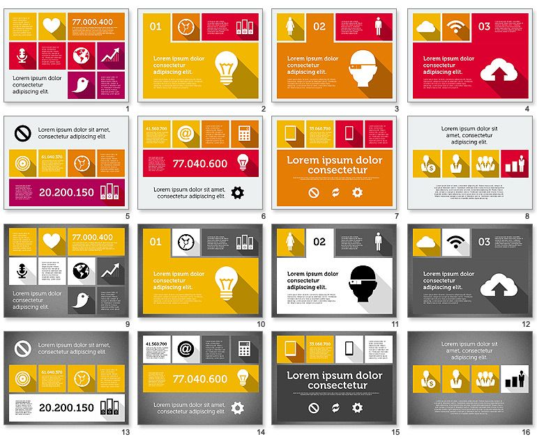 eye catching powerpoint presentation projetos para experimentar