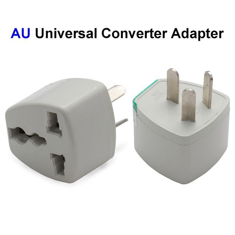 Universal US EU UK AU Plug Adapter Converter America European To ...