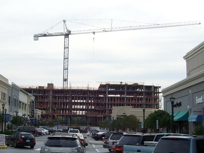 Renaissance Raleigh North Hills  - Scope of work: Framing, Drywall, EIFS & Acoustical Ceilings