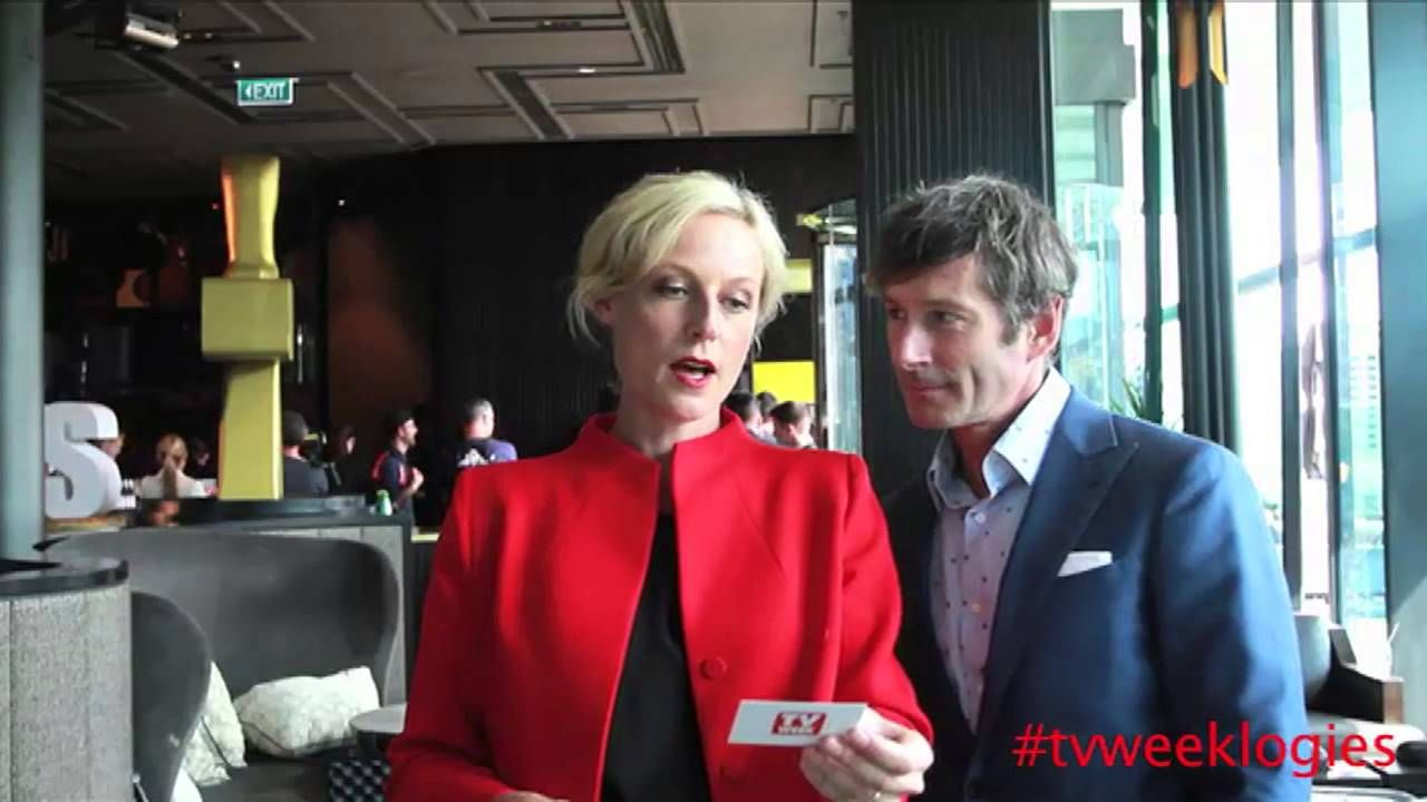 A Place to Call Home's Marta Dusseldorp and Brett Climo talk to TV