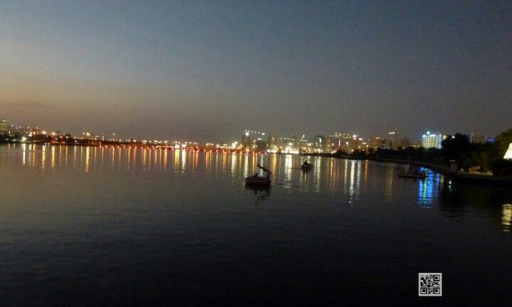 Dubaï.... by night :))