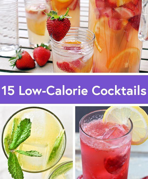 Better Than Vodka Soda: 15 Cocktails Under 150 Calories