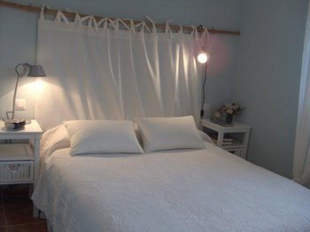 Ideas econ micas para cabeceros cabecero de tela - Ideas cabecero cama ...
