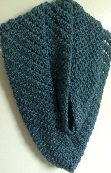 New Pattern Design- Sweet Shelly Cowl