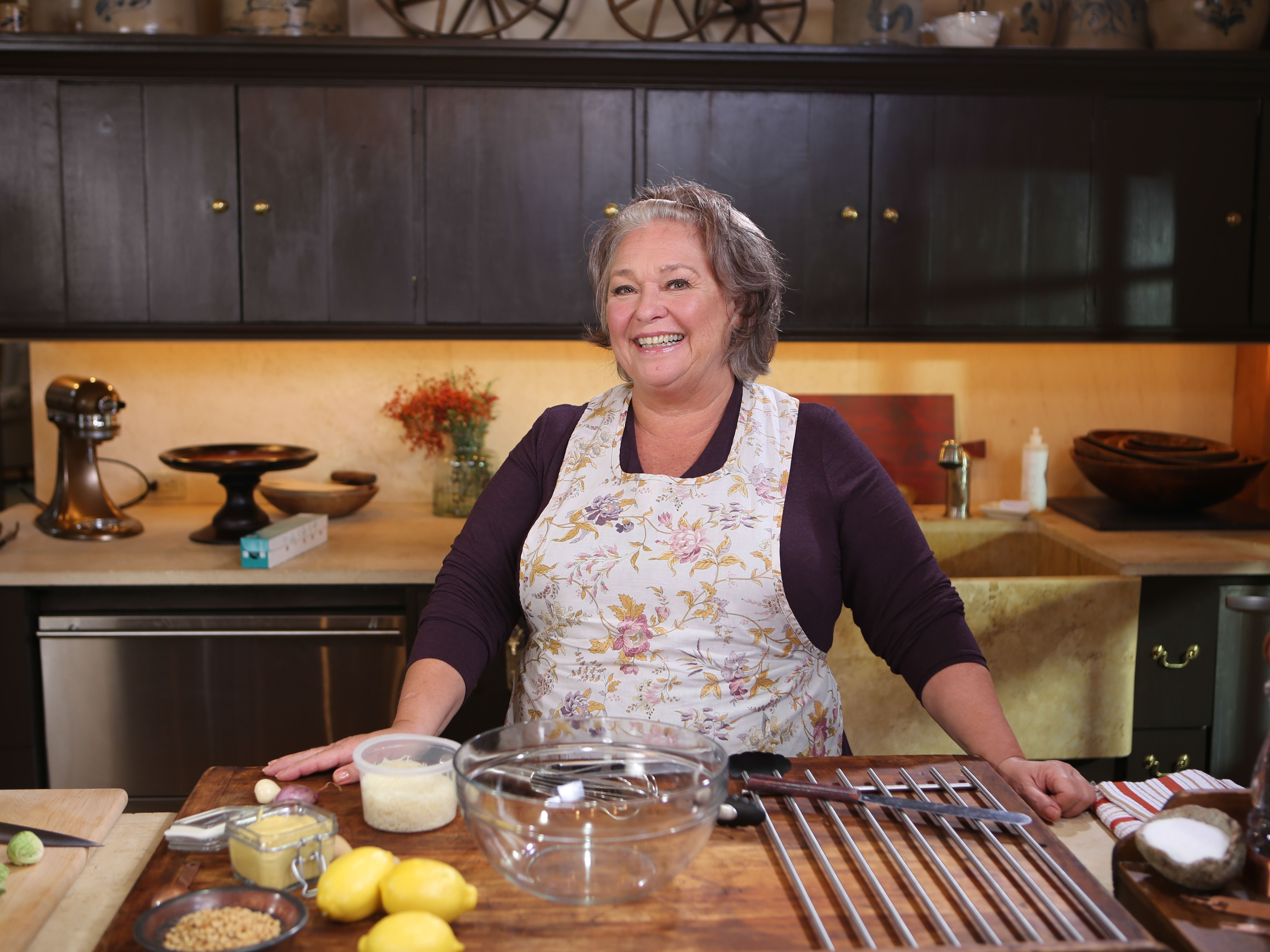 On the Set of Nancy Fuller's Farmhouse Rules Food