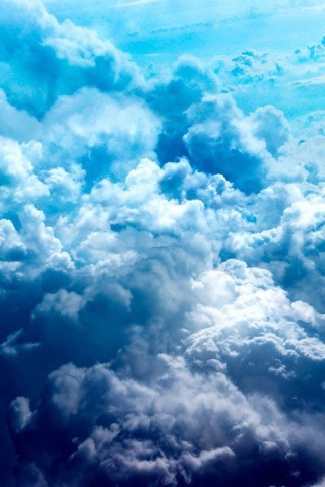 blue cloud wallpaper  A Dream So Peaceful