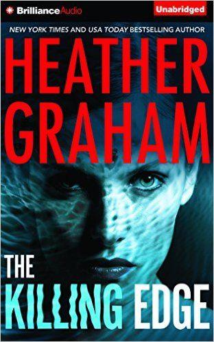 Heather Graham - The Killing Edge / #awordfromJoJo #RomanticSuspense #Thriller #HeatherGraham
