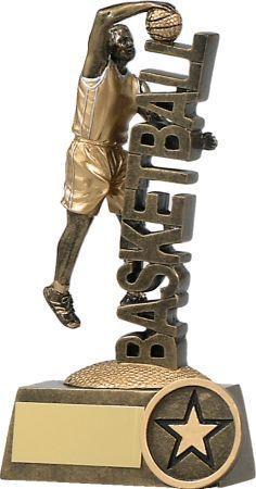 M/Basketball on Word 130mm