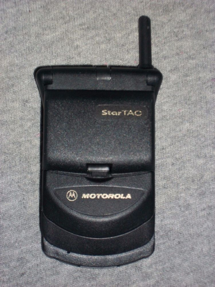first motorola startac. vintage motorola startac cell flip phone commnet cellular untested #motorola #flip first