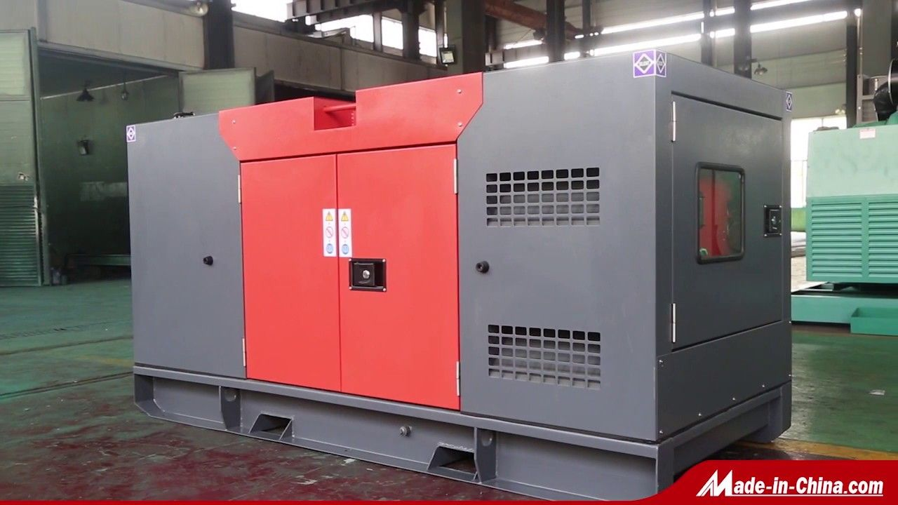 Starlight Silent Diesel Generator Adopts Vibration Isolation Noise Reduction Sound Insulation Sound Absorption Fire Diesel Generators Diesel Sound Proofing