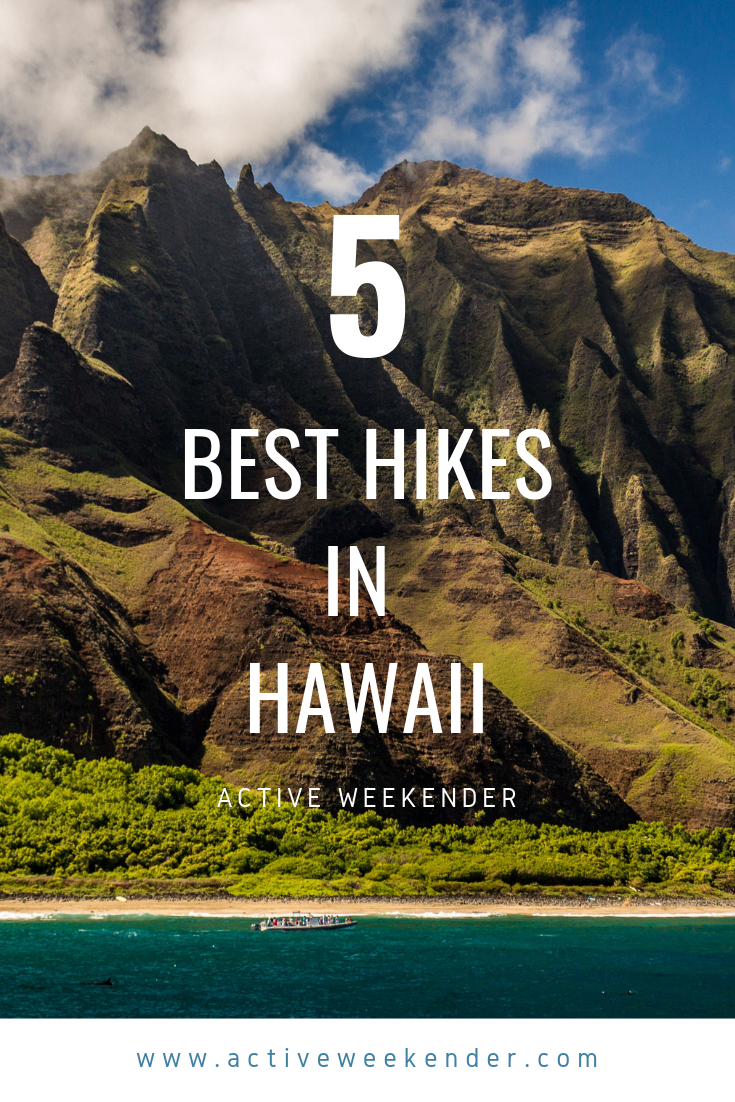 5 Of The Most Scenic Hikes To Take in Hawaii – Active Weekender