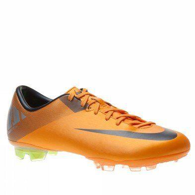 d495714e3b5b Nike Mercurial Miracle II FG Mens Soccer Cleats  442047-800  Orange  Peel Metallic Hematite-Volt Mens Shoes 442047-800
