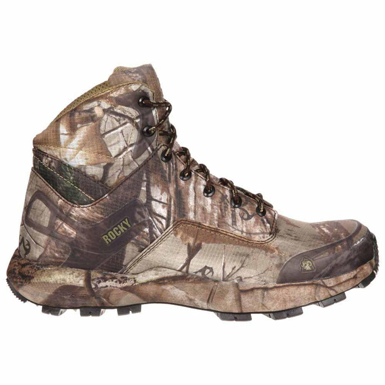 Men's Broadhead Lace Up Lightweight Hunting Boot