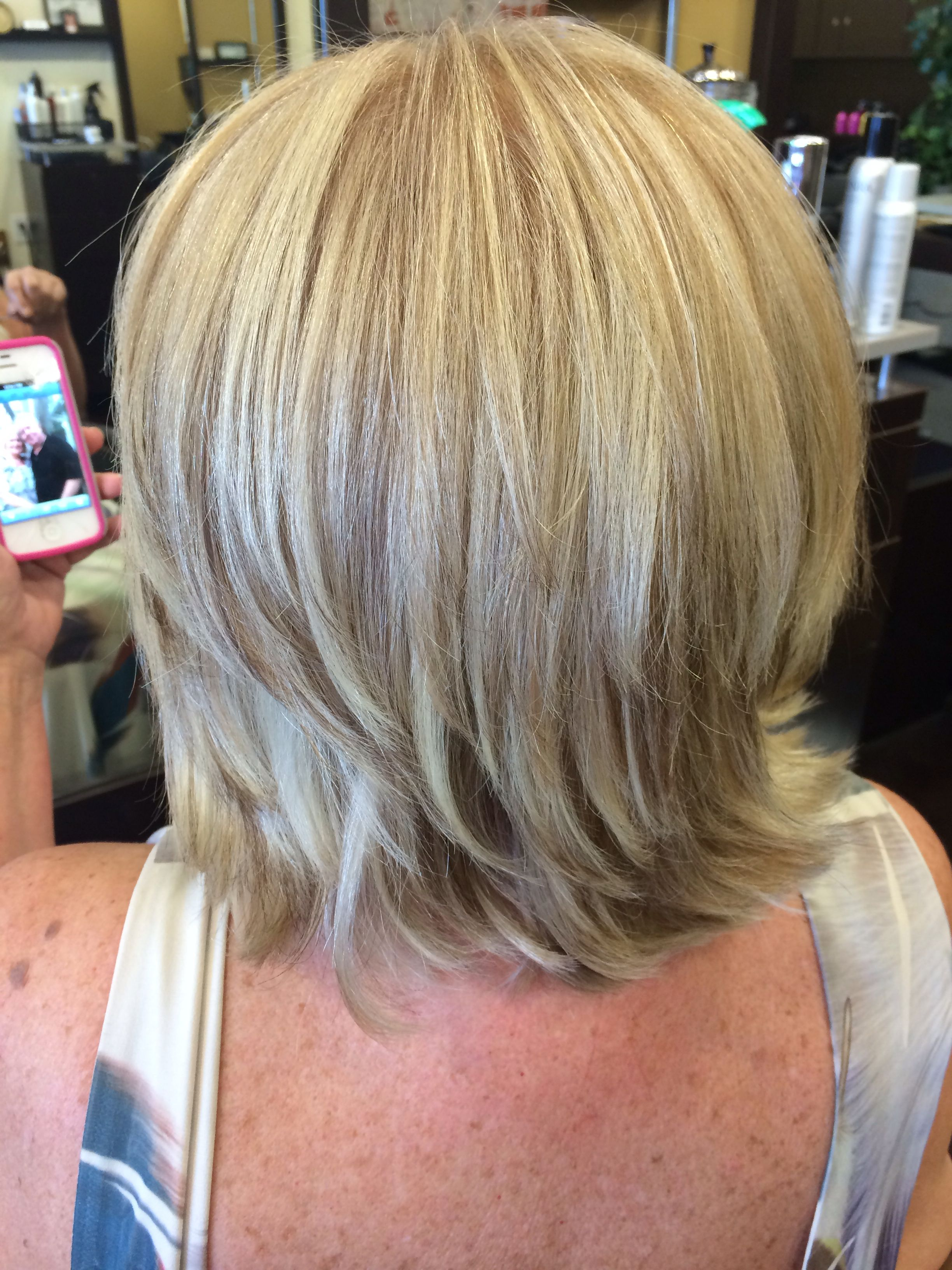 Not Quite Enough Contrast In The Highlights Over 60 Hairstyles