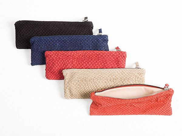 PENCIL CASE RECTANGLE : MADE IN EUROPE
