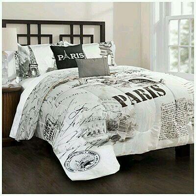 Parisian Comforter Set Teengirlbedroomideasvintage Avah
