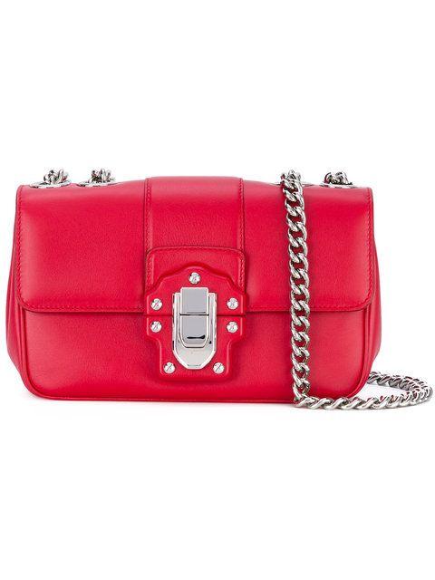 DOLCE   GABBANA Lucia Shoulder Bag.  dolcegabbana  bags  shoulder bags   leather   dde79b69ed077