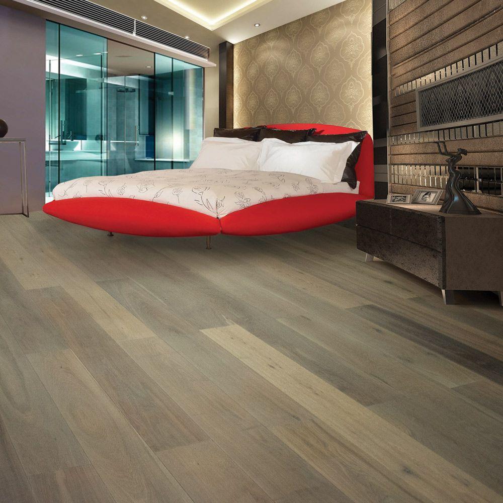 Stone (European Oak Single Strip) Engineered wood