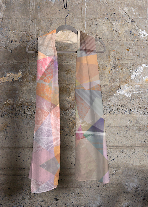Modal Scarf - TRIANGLES by VIDA VIDA W8eZXTonsG