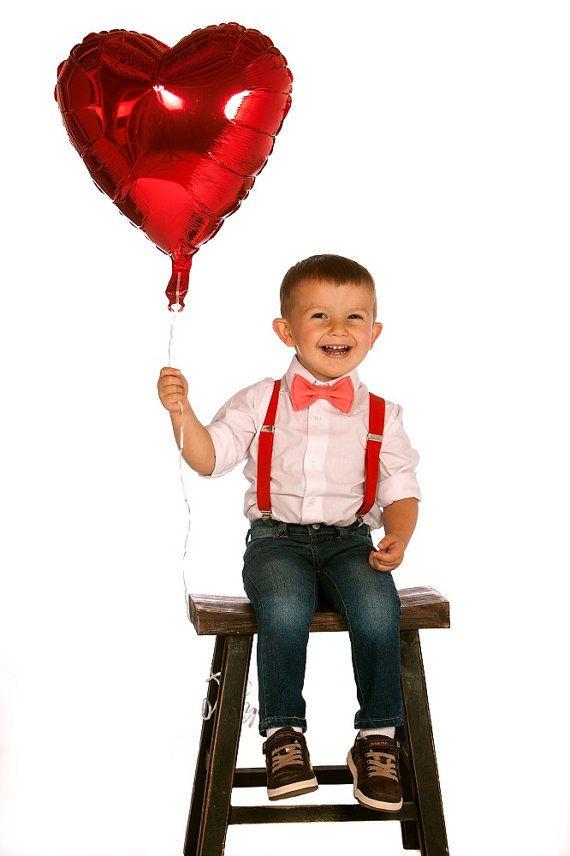 Toddler Valentine Bow