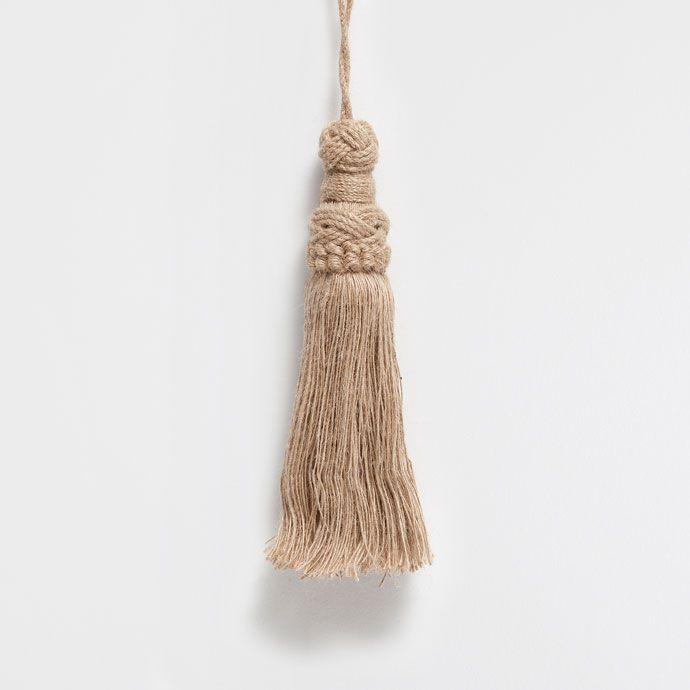 4.5 Omr Curtain Tie Back Zara Home