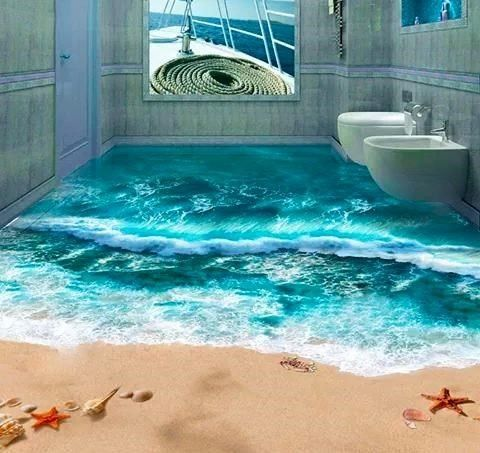 Including All This Luminous Facilities Ambani Have Fixed 3D Tiles In His  House Letu0027s Have A