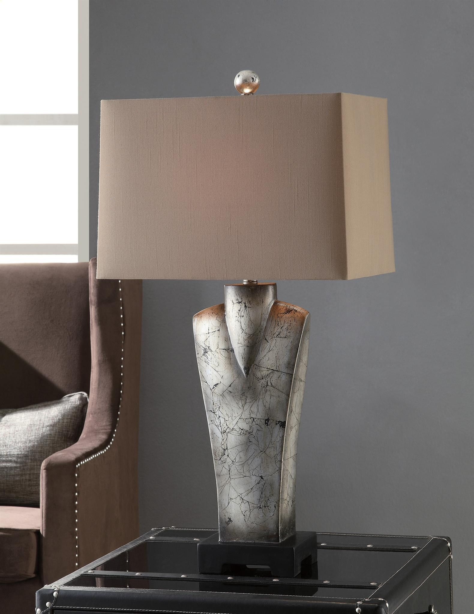 Crestview Isabella Table Lamp 345Ht Cvaup674