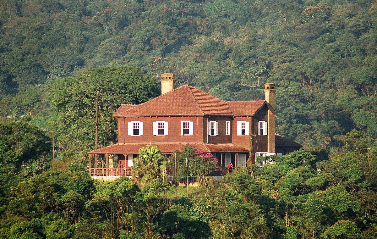 Paranapiacaba, distrito de Santo André (SP) - Museu Castelo ...