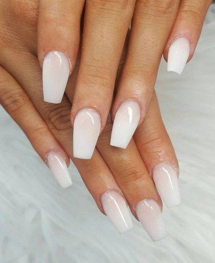 26+ Ideas wedding nails for bride ombre for 2019 | Bride ...