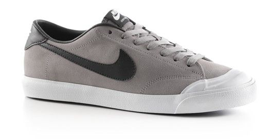 Carteles ladrar Quizás  Nike SB Zoom All Court CK Skate Shoes - dust/black-white - Free ...