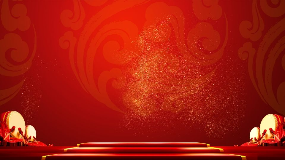 2019 New Year Lantern Festival Atmosphere Chinese Style Red Background Red Background Images Red Background Blue Background Images New year banner background hd