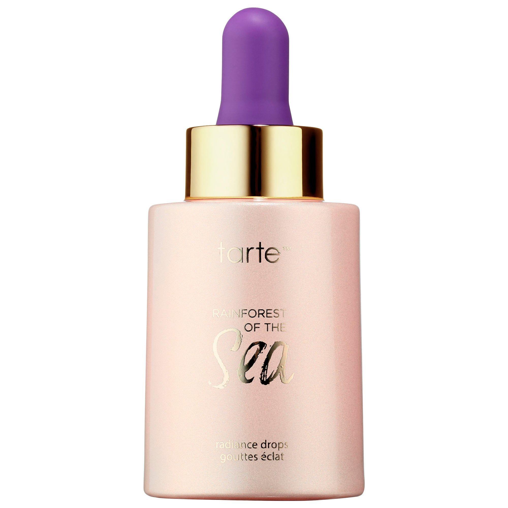 SEA Radiance Drops Makeup drop, Unicorn makeup brushes