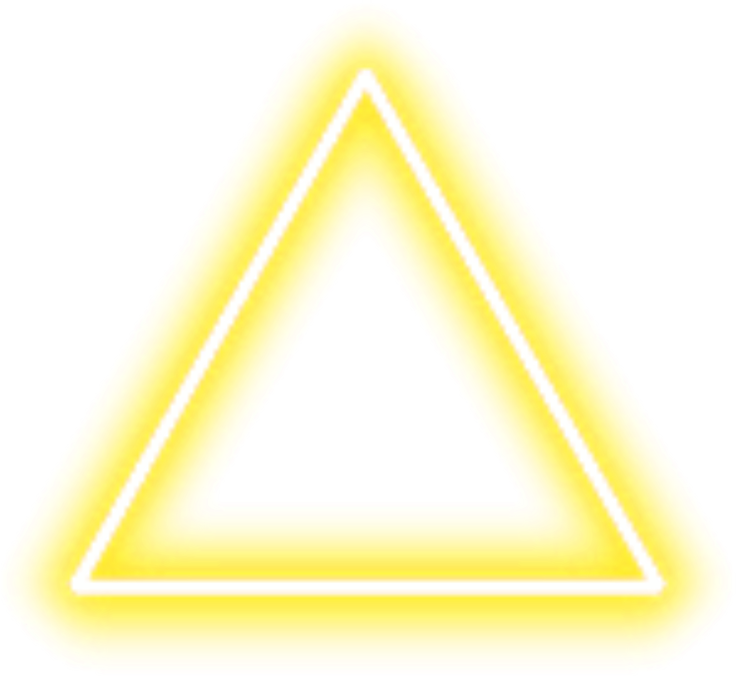 Neon Triangle Border Png Yellow Freetoedit Ps4 Triangle Square Circle X Png Download Transparent Png Image Picsart Png Photo Editing Tricks Neon Png