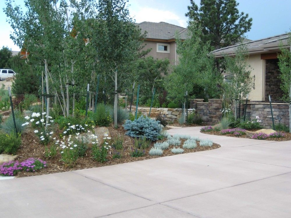 Garden Ideas Colorado colorado springs demonstration garden | xeriscape landscaping