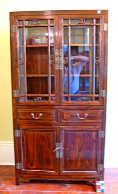 Oriental Style Furniture, From China, Asian Display Cabinet