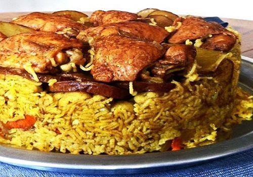 طريقة عمل كبسة دجاج بقدر الضغط طريقة Recipes Food Healthy Recipes