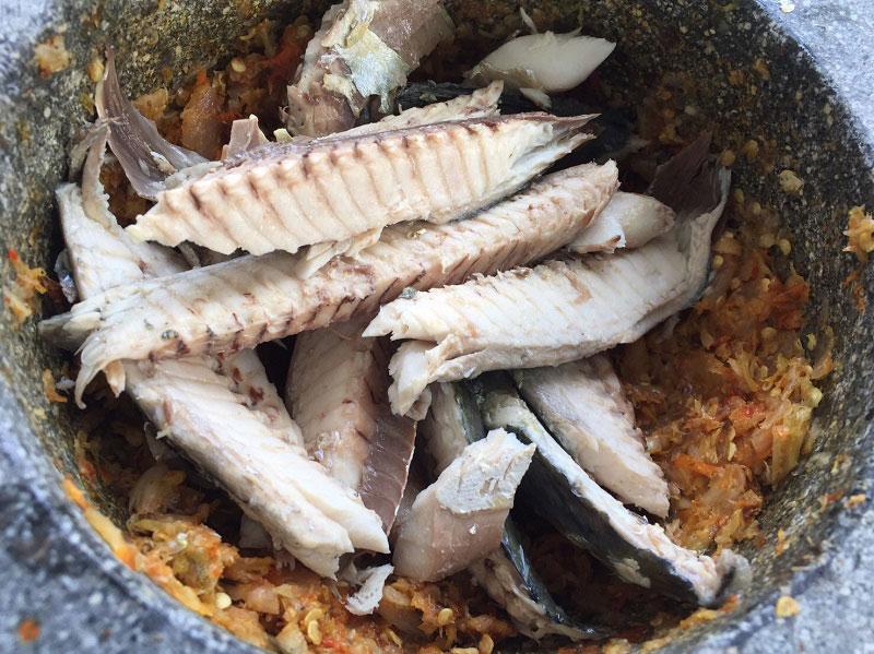 น ำพร กปลาท ป นปลาท ใส น ำปลาร าเผ ดหอม อร อย ตาม ส ตรของแม โอเลยฟ ด อาหาร การทำอาหาร ผ กช