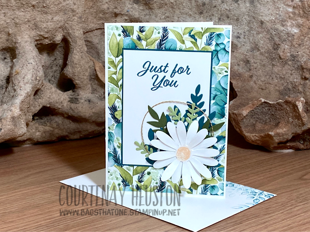 2020-21 Stampin' Up! Annual Catalogue, Forever Greenery Suite