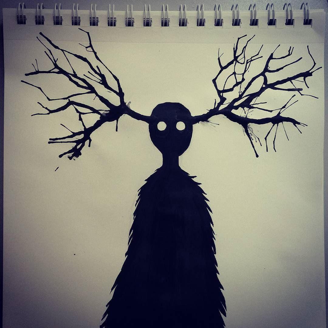 Inktober Overthegardenwall Desenhos Assustadores Desenhos