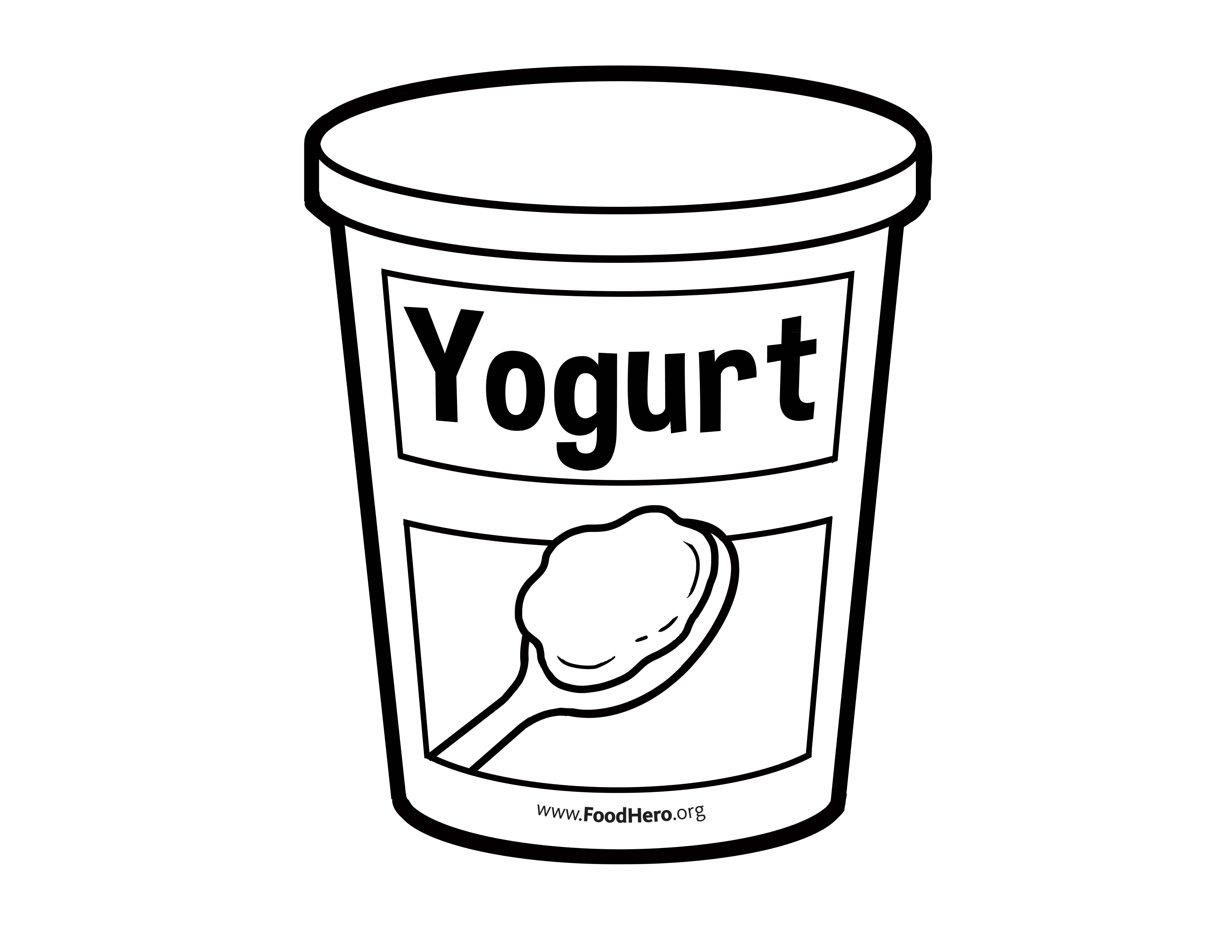 Yogurt Illustration Yogurt Snake Drawing Drawing For Kids Easy Drawings