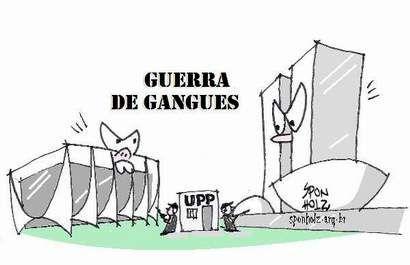 E Viva a Farofa!: No portão do Planalto: 'Mudou-se'