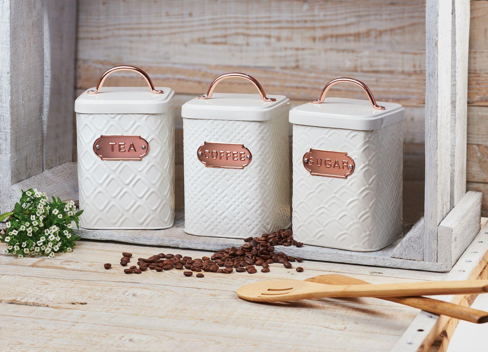 Ventana Collection Made In #India #coffee #tea #sugar #flour #kitchen
